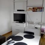apartamento T0 Preto e Branco Peniche